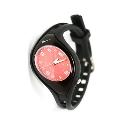 Nike Plus Watch (TRIAX ROAR ANALOG SPORT WATCH -BLACK/CORAL)
