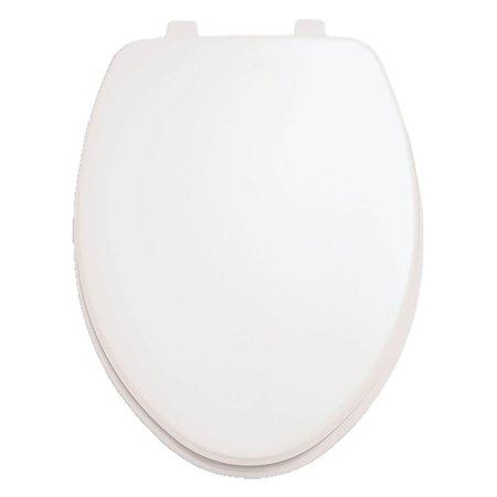 American Standard Laurel Wood Elongated Toilet Seat