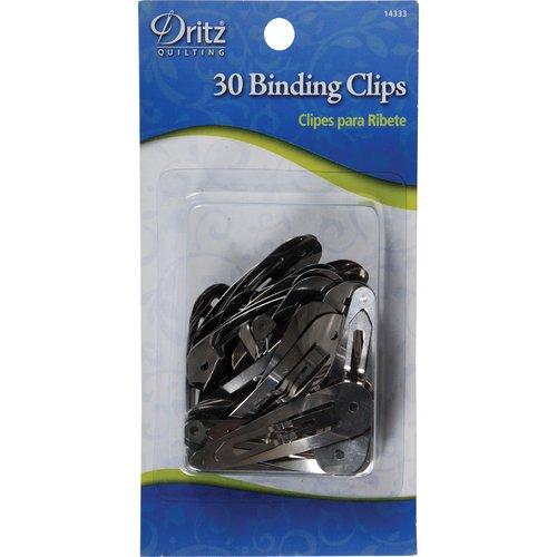 Binding Clips, 30ct