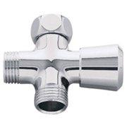 Grohe 28 036 000 Shower Arm Diverter Starlight Chrome