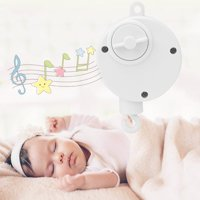 OTVIAP 1pc Baby Infant Crib Bed Hanging Bell Toy Mechanical Music Box Relaxing Sweet Melody,Crib Bell,Baby Bed Music Box