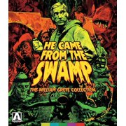 He Came From the Swamp: The William Grefe Collection (Blu-ray)