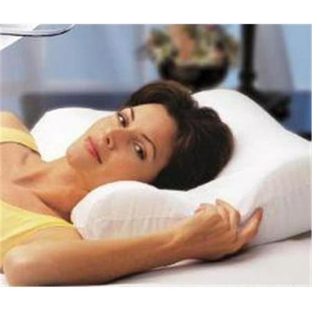 Fla 13-121PK Double Lobe Cervical Pillow Reg Density, (Reg Super Pillow Top)