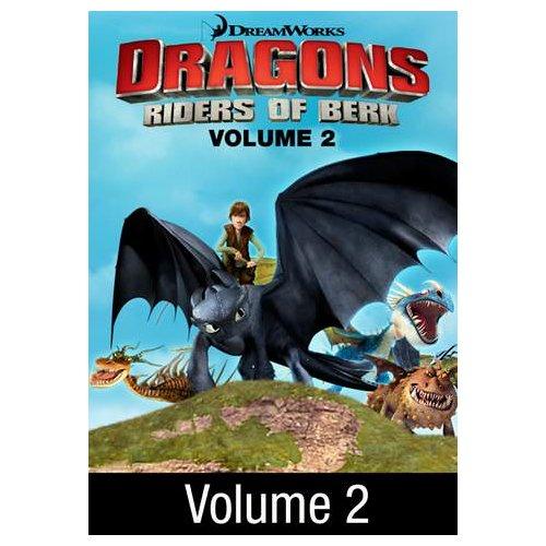 Dragons: Riders of Berk: Volume 2 (2012)