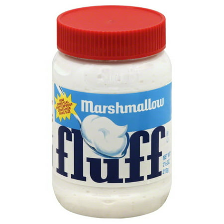 Fluff Marshmallow, 7.5 Oz (Pack of 12)