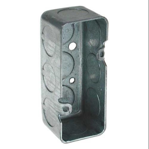 RACO 640 Handy Mini Electrical Box, 7.3 Cu In