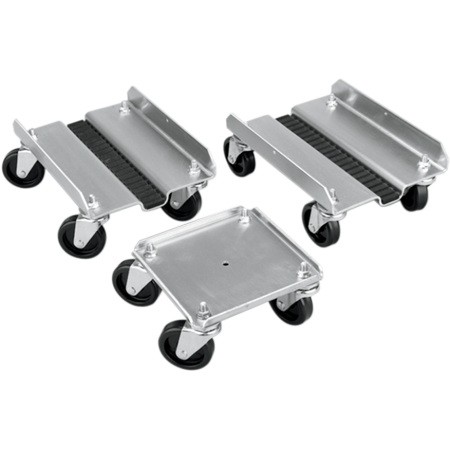 SUPER CADDYS AND STRAP KIT SLED DOLLY SEMI - Pro Sled