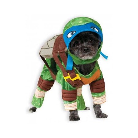 Leonardo Ninja Turtle Costume For - Buy Dog Costumes