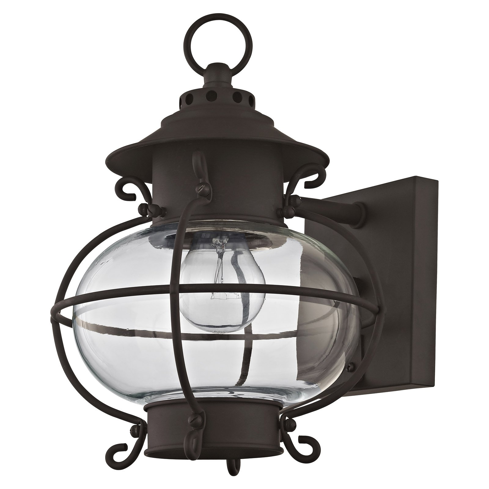 Livex Lighting Harbor 1 Light Outdoor Wall Lantern