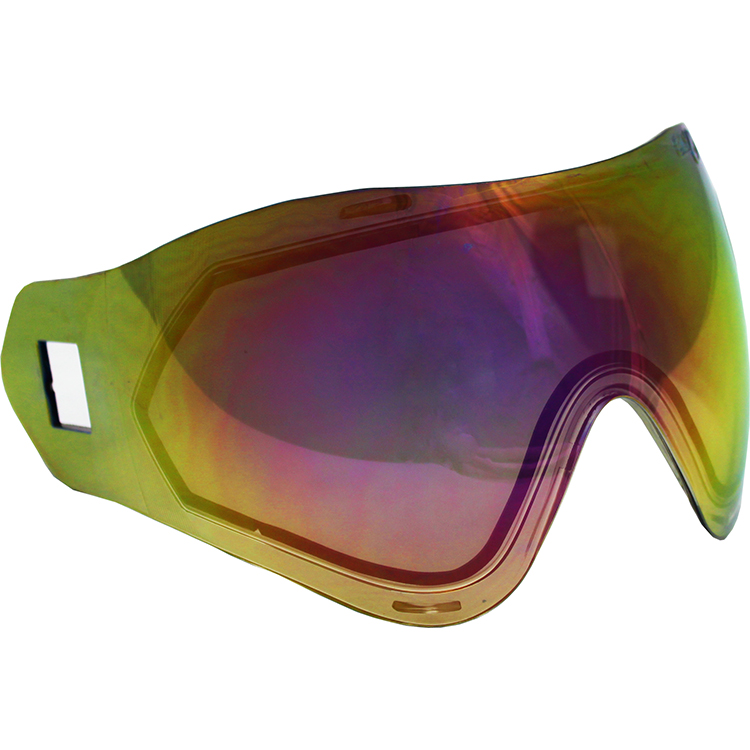Sly ProFit Goggle Thermal Lens - Mirror Red