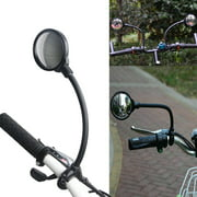 Hose Adjustment Handlebar Rearview Mirror For Bike MTB Bicycle Cycling