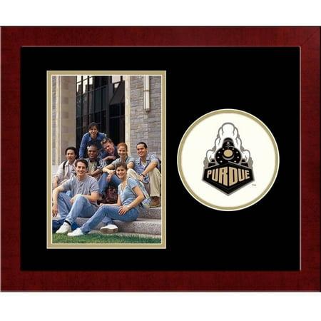 Purdue University Spirit Photo Frame (Vertical)