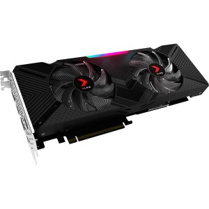 PNY GeForce RTX 2080 XLR8 Gaming 8GB GDDR6 Overclocked Edition Graphics Card by PNY