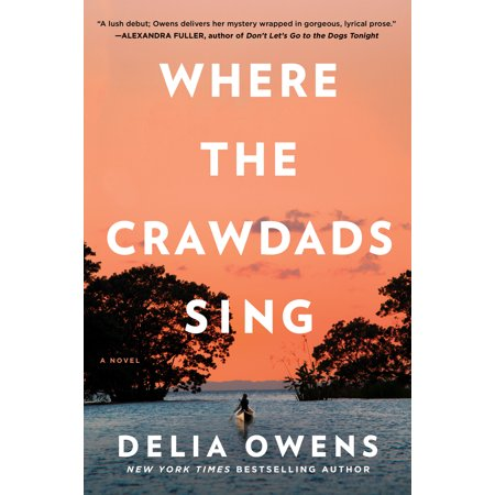 Where the Crawdads Sing - Hardcover