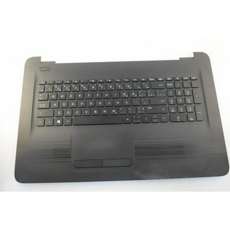 856698-DB1 Hp Palmrest English French Canadian Keyboard 17-Y020WM (Change Keyboard From French To English Windows 8)