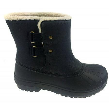 c5e2c6065 Womens Short Winter Boot - Walmart.com