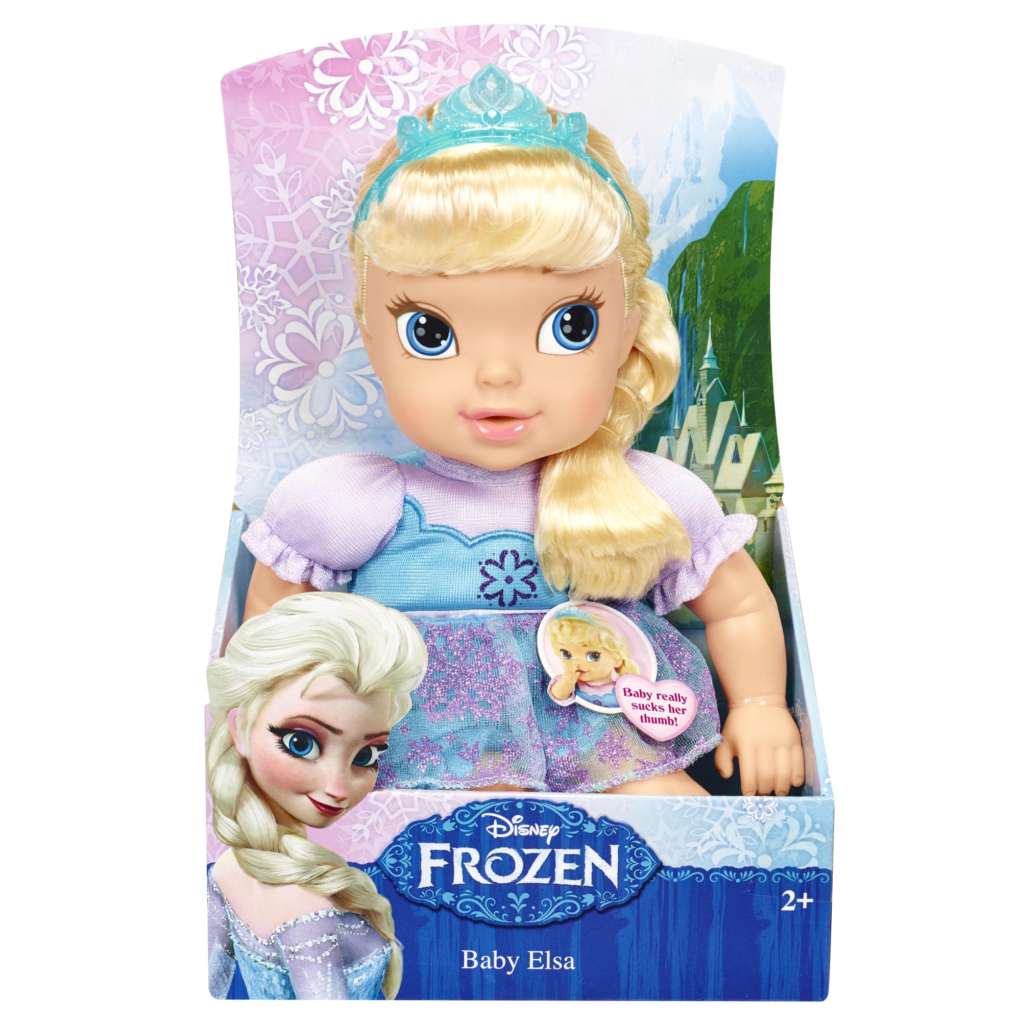 Disney Frozen Baby Elsa Walmart Com