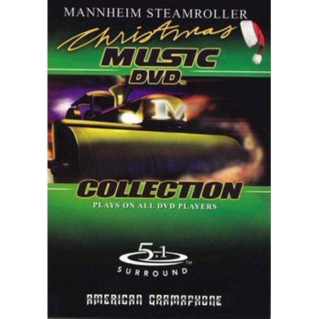 Mannheim Steamroller: Christmas Music DVD Collection (DVD) (Mannheim Steamroller Halloween 2)
