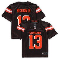 f726f6ff10b Product Image Odell Beckham Jr. Cleveland Browns Nike Preschool Game Jersey  - Brown
