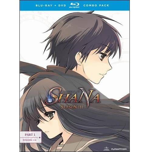 Shakugan No Shana: Season III, Part 1 (Blu-ray + DVD)