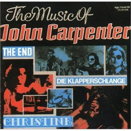 Music of John Carpenter - John Carpenter Halloween Music