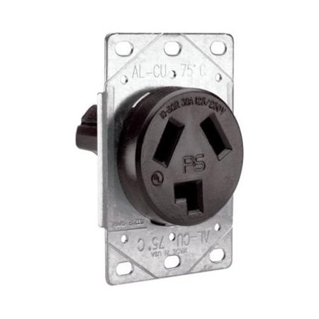 30 Amp Outlet >> 30 Amp Dryer Receptacle Pass Seymour 3860cc6