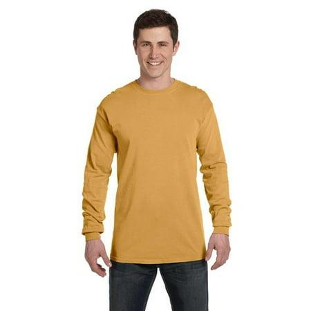 9c1f405c8 COMFORT COLORS - Comfort Colors 4410-Monarch-XL Adult Long Sleeve Pocket  Tee, Monarch - Extra Large - Walmart.com