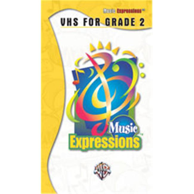 Alfred 00-EMC2001VHS Music Expressionso Grade 2- VHS Video Music Book by Alfred
