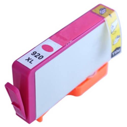 Universal Inkjet Premium Remanufactured HP CD973AN/920XL Cartridge, High-Capacity Magenta