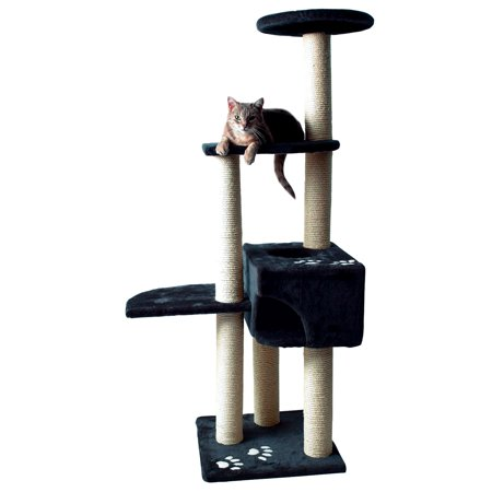 TRIXIE Alicante 55.75 in. Cat Tree
