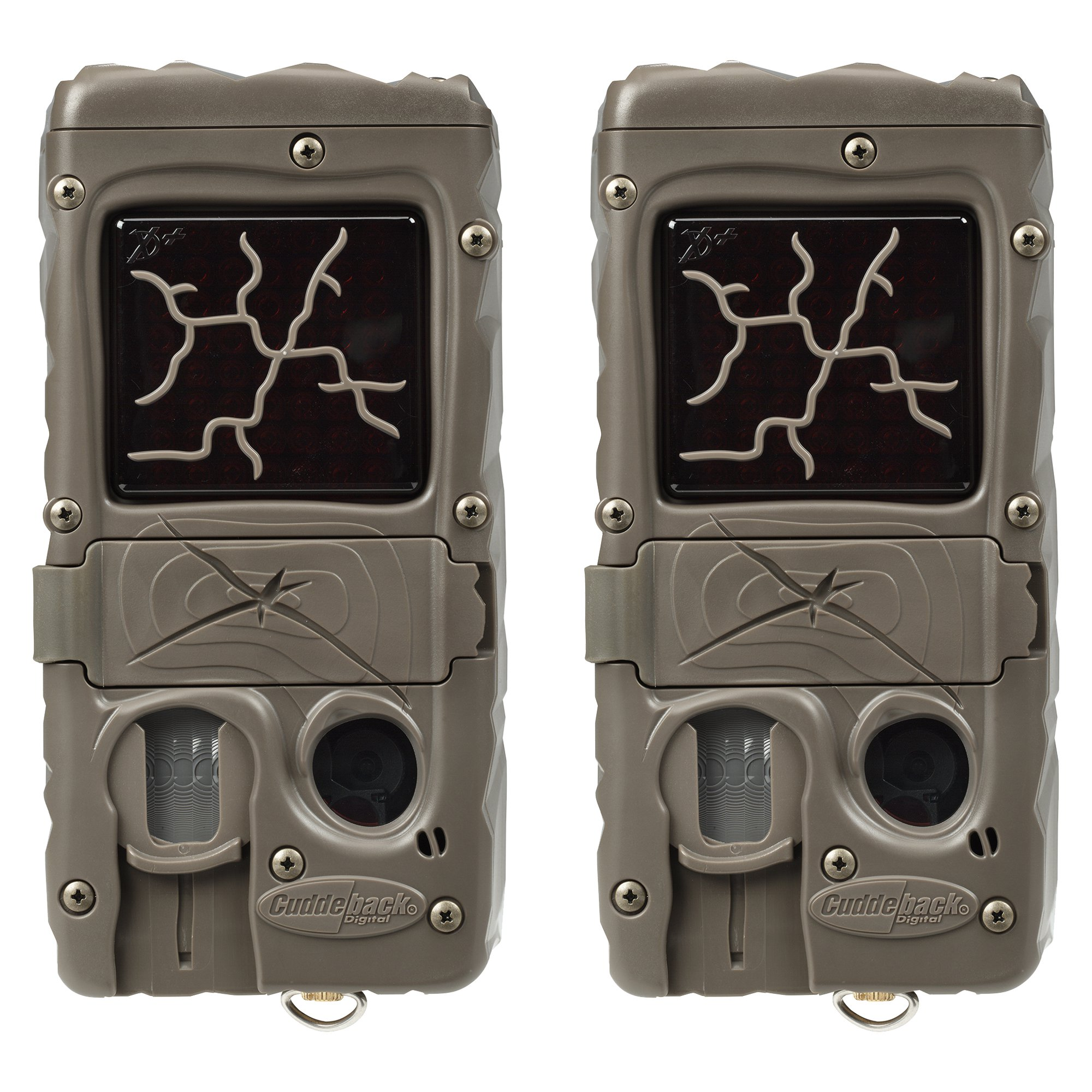 Cuddeback Dual Flash 20MP Invisible Infrared Game Trail C...