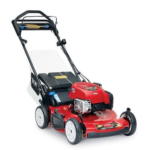 "Toro Recycler (22"") 190cc Personal Pace Lawn Mower w/ Bla..."