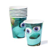 Monsters University Party Paper Cups, 9oz, 8ct