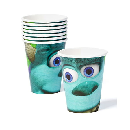 Monsters University Party Central (Monsters University Party Paper Cups, 9oz,)