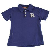 Religion Toddler Boy's Collared Shirt 2-3 Years Navy Blue