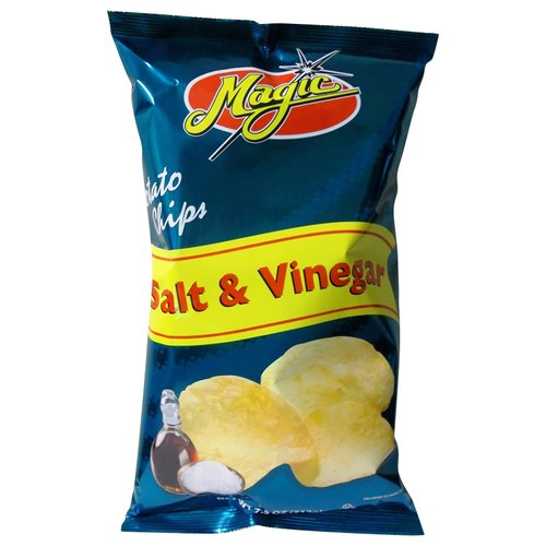 Magic Salt & Vinegar Potato Chips, 7.5 oz
