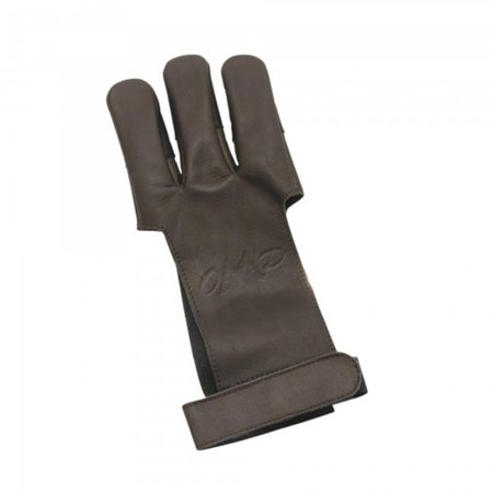 Brown Shooters Glove - Extra