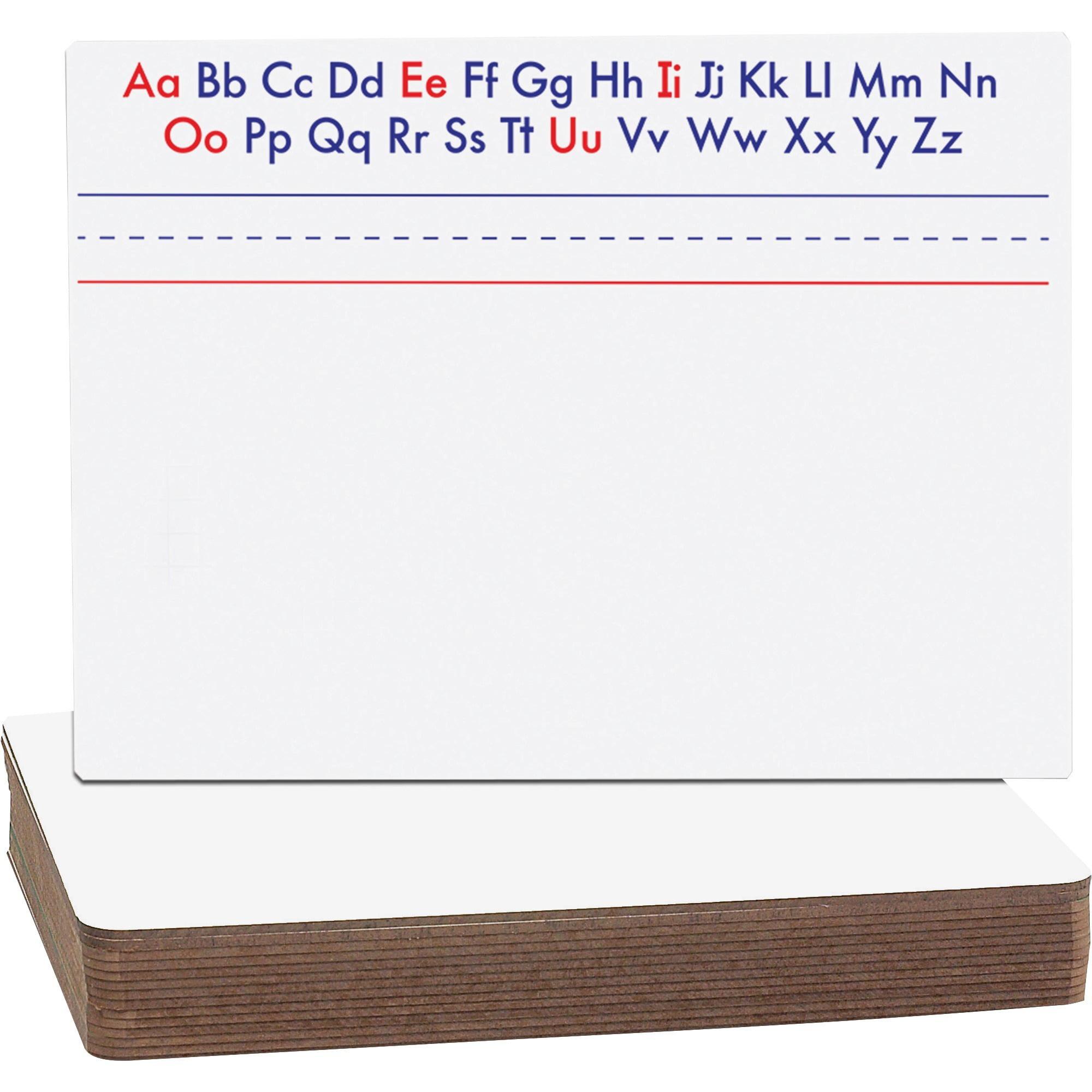 Flipside, FLP112782, Alphabet Magnetic Dry-erase Board, 12 / Set