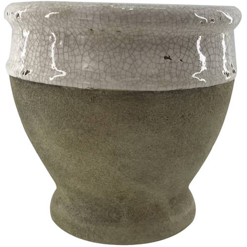"""Better Homes and Gardens 7"""" Planter by HK YIBO CERAMICS LIMITED"""