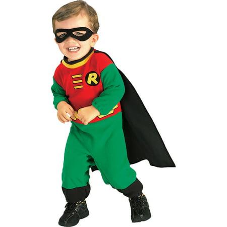 Morris Costumes Boys Robin Infant Halloween Costume 6-12 - Robin Costume Infant