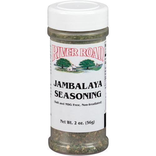 River Road Jambalaya Seasoning, 2 oz
