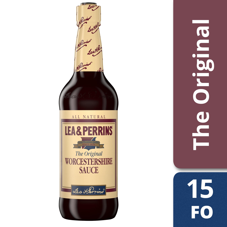 Lea & Perrins Worcestershire Sauce 15 fl oz Bottle