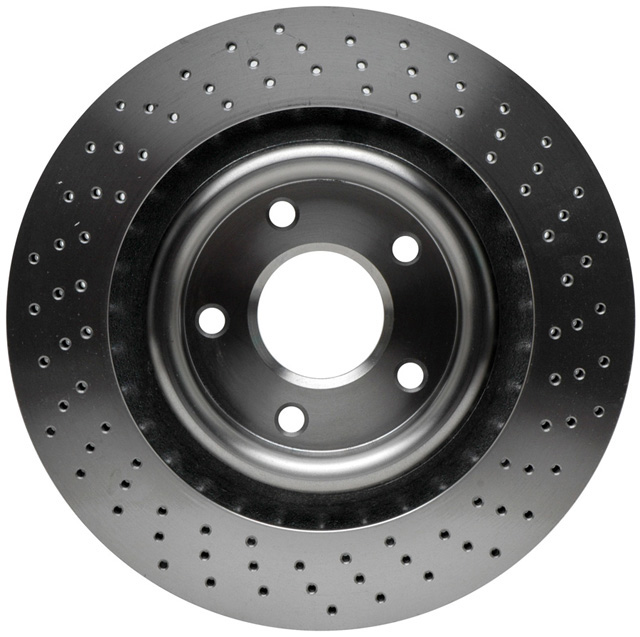Raybestos Brakes 580334 Brake Rotor Specialty - Street Performance OE Replacement; Single - image 1 de 1