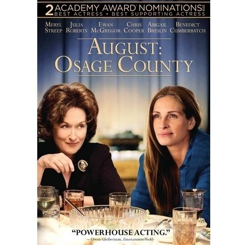 August: Osage County (With INSTAWATCH) (Widescreen)