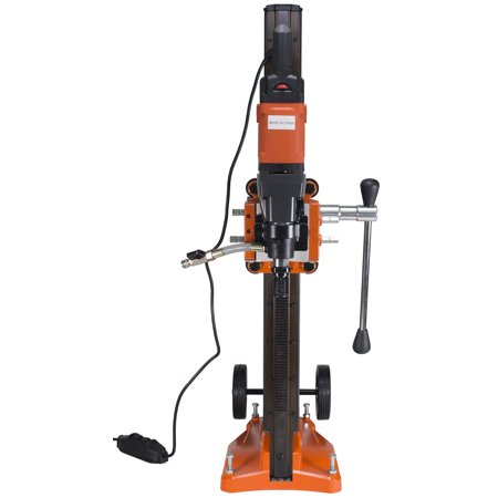 - Cayken Handheld 5in. Diamond Core Drill Rig with 580F Adjustable Vacuum Stand
