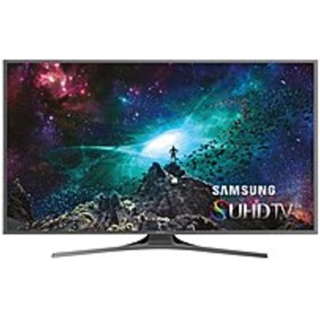 Samsung UN55JS7000 55-inch LED Smart 4K Ultra HDTV - 3840 x 2160 (Refurbished)