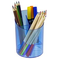OFFICEMATE BIG PENCIL CUP WITH 3 STEPPED COMPARTMENTS