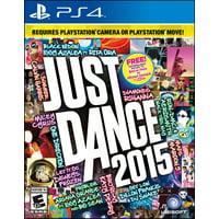 Just Dance 2015, Ubisoft, PlayStation 4, 887256301088