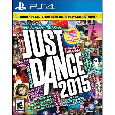 Just Dance 2015, Ubisoft, PlayStation 4, 887256301088 - Just Dance 4 Halloween Songs
