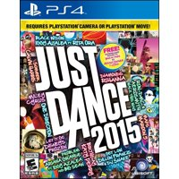 Just Dance 2015, Ubisoft, PlayStation 4, 887256301088